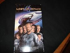Lost in Space VHS, 1998 Block Buster Video  Movie Used Sci-Fi Adventure