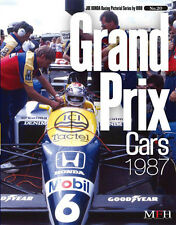 RACING PICTORIAL SERIES by HIRO N°20: GRAND PRIX CARS 1987- LIVRE NEUF