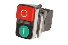 Doppeldrucktaster mit LED, IP66, Nr. 4070.0211
