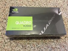 PNY NVIDIA Quadro K2000 2 GB GDDR5 (Brand NEW In Box)