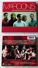 Maroon 5 - Songs About .. Special Tour Edition CD TOP
