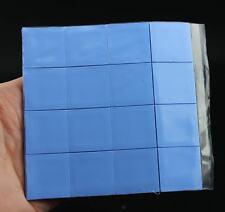 10x 25mm x 25mm x 3mm  Xbox360 VGA CPU Chip Heatsink Thermal Compounds Paste Pad