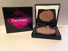 FAKE BAKE BRONZY BABE FACE & BODY BRONZING COMPACT POWDER - FULL SIZE