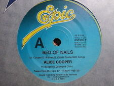 """Alice Cooper """"Bed Of Nails"""" Oz 7"""" CLEARANCE SALE"""