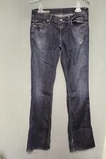 Citizens of Humanity Kelly #242 Low Waist Bootcut Distressed Jeans size 27