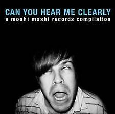 Can You Hear Me Clearly: A Moshi Moshi Records Compilation FREEPOST CD