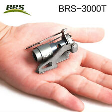 BRS Only 25g Titanium Stove Gas Stove Outdoor Burner Cooking Stove BRS-3000T