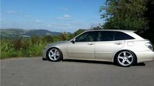 LEXUS IS200 SPORTCROSS 55mm LOWERING SPRINGS- HIGH QUALITY CARBON CULTURE