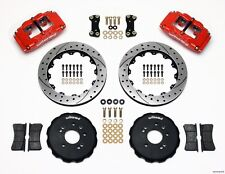 "2008-2012 Subaru Impreza WRX Wilwood Superlite 4R Rear Big Brake Kit ,13"" Rotors"