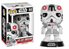 "EXCLUSIVE STAR WARS AT-AT DRIVER 3.75"" POP VINYL FIGURE FUNKO"