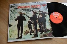 MARIACHI MEXICO Swinging south Of The Border Pops LP Capitol ST10269
