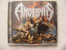 MUSIC CD AMORPHIS THE KARELIAN ISTHMUS RR 6553-2 DEATH METAL