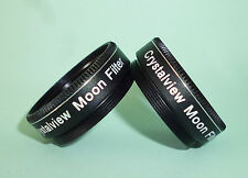 "1.25"" Superior Quality Threaded Crystalview Moon Filter for Telescope Low Price"