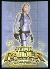 "TOMB RAIDER 2 CRADLE OF LIFE (2003) ""UP FROM THE DEPTHS"" CASE LOADER CARD #CL1"