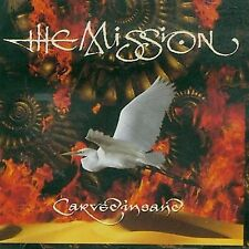 Carved in Sand The Mission UK MUSIC CD