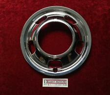 FRONT CHROME HUB CAP COVER 2003-2012 DODGE RAM 3500 DUALLY BRAND NEW!