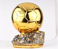 World Cup Ballon D'OR Mr Football trophy Best Player Awards Golden ball Soccer