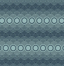 Parson Gray Seven Wonders Clouds Fabric in Evening David Butler PWPG015