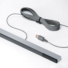 Wired Remote Sensor Bar Infrared Rays Inductor For Nintendo Wii Controllers Nice