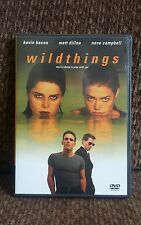 Dvd Wildthings Kevin Bacon Matt Dillon Neve Campbell full screen edition