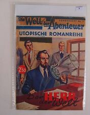 Welt der Abenteuer (Kraemer, Österreich) Herr der Welt Nr. 1 (Z3)