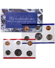 1997 United States US Mint Uncirculated Coin Set SKU1403