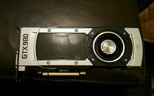 Nvidia GeForce GTX 980 4GB Graphics Double Data Rate 5
