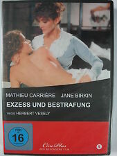 Exzess und Bestrafung - Jane Birkin, Chr. Kaufmann, besondere Film, Minderjährig