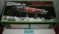 Space: 1999 V.I.P Eagle Transporter 1/72 Scale Diecast Model (Aoshima) EUC!