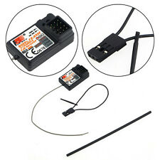 FlySky FS-GR3E Waterproof 3CH 2.4G Receiver For RC Car Boat GR3C GT3B GT2 GT2E