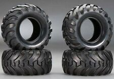 TIRES Blackfoot Super King Xtreme Monster Beetle Mud Blaster Tyre Tamiya 9401968