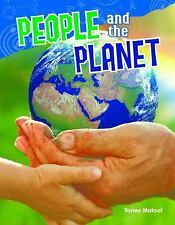 People and the Planet (Science Readers)-ExLibrary