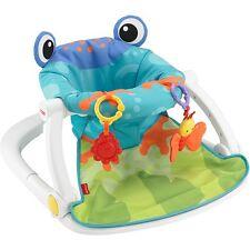 FISHER-PRICE: Sit-me-up Bodensitz für Baby, Kleinkind, Babysitz, Hängesitz, Sitz