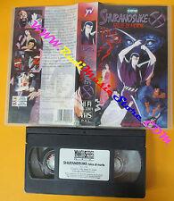 VHS film SHURANOSUKE Falce di morte animazione 1998 YAMATO VIDEO (F84) no dvd