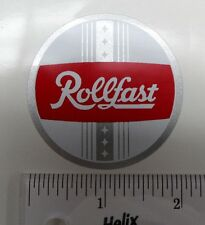 "Rollfast bicycle ""circle"" badge"