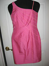 Jade Melody Tam Cruise, Graduation, Party Dress Size 6 Pink with sequins
