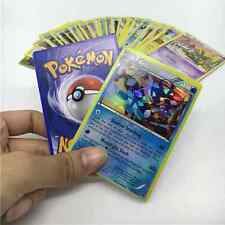 Pokemon Card Bundle Joblot 25x Cards Lot HOLOS Mixed Game Random Christmas Gift
