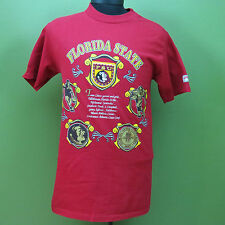 NCAA Florida State All Sports and School Seal M Wine T-Shirt