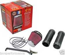 Kn air intake induction kit (57-0680) pour bmw 120d (E81/E82E87/E88) 2007 - 2011