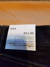 NWT MEN'S PANTS-SAVANNE-STRAIGHT FIT-TAPERED-WRINKLE RESISTANT-W38 L29-WASHABLE