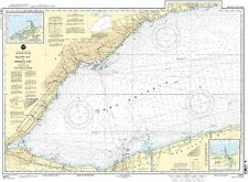 NOAA Chart Olcott Harbor to Toronto(Metric);Olcott and Wilson Harbors 5th Ed.