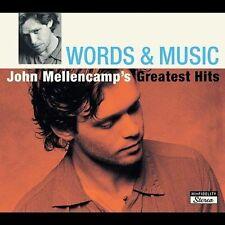 John Mellencamp - Words & Music: John Mellencamp's Greatest Hits - CD