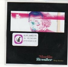 (DL197) Martin Rossiler, Drop Anchor - 2012 DJ CD