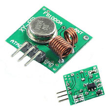 433Mhz RF Wireless transmitter and receiver link kit for Arduino/ARM/MCU COOL