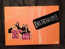 Sex And The City The Complete Series Edition Chinese DVD Version HBO 32 Disc Set