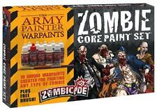 The Army Painter BNIB Zombicide Core Paint Set