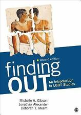 Finding Out : An Introduction to LGBT Studies by Deborah T. Meem, Jonathan F....
