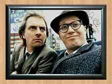 Bottom Ade Edmondson Rik Mayall Signed Autographed A4 Print Photo Poster TV dvd