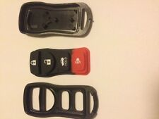 2PCS new Keyless Remote Key Shell Case for Nissan,Infiniti and others