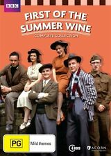 First Of The Summer Wine Complete Collection 4 Disc DVD Set **As New**